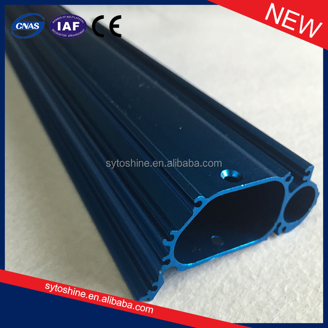 2014 NEW !sand blasted anodizing 6063 material extruded anodized aluminium housing /color anodised aluminium price per kg