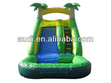 Xtreme Tropical Water Slide,Inflatable Tropical slide,Tropical Inflatable slide