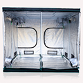 100% Highly Reflective Fabric 1680D Durable Mylar Indoor Outdoor Grow Tent