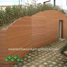NewTechWood Wooden Composite Wall Cladding