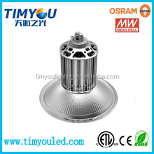 High Quality High Bay 100w 120w 150w 200w 300w Led Low Bay Light 5 years warranty