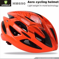 MIRACLE High Quality Best Selling Wholesale Price Custom Cool Safety Bicycle Helmet