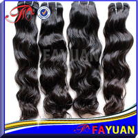 Best-selling!!! Goddess Remi Hair Extension With Top Quality Natural Wave Hair