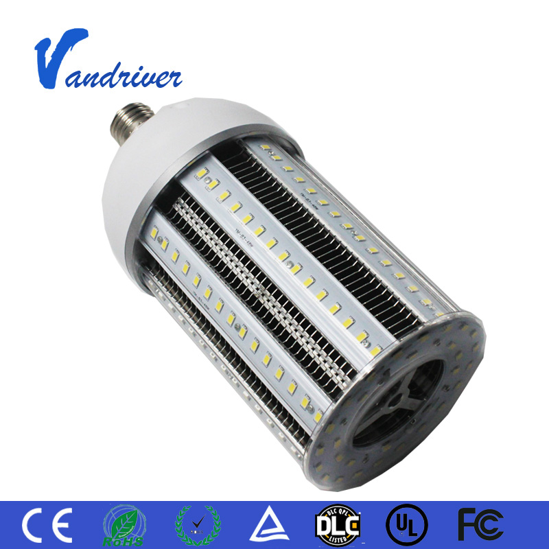 High Brightness IP65 Waterproof Street Lighting 48W 3000k 6500k AC100-305V Replacement Dimmable LED Corn Light