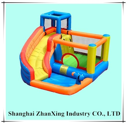 Commercial Combo Inflatable Bouncer Castle/Inflatable Bouncer