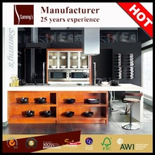 Contemporary flat pack rta kitchen cabinet import from china manufacturer
