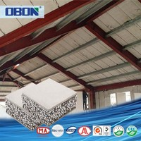 OBON fireproof resistant roof heat insulation materials