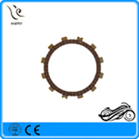 Hot Sale Good Quality Motorcycle GN125 Clutch Plates For Motorcycle Spare Part