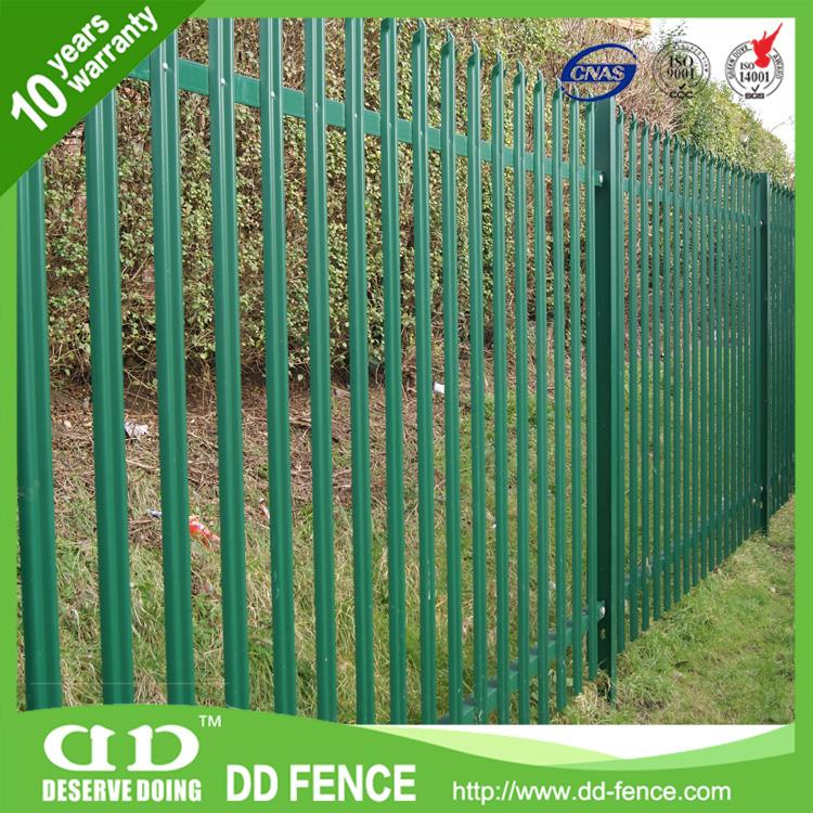 Paramount Steel Fence / Ornamental Iron Fencing / Dog Fencing Panels
