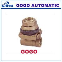 brass or bronze pitless adapter