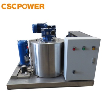 cscpower Quality 2T Flake ice makers ice machine Ice Producer