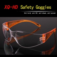 2017 laser safety glasses UV anti fog resistant z87 safety glasses in china clear EN166 safety glasses