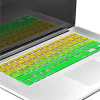 Faded Ombre Series Keyboard Silicone Skin