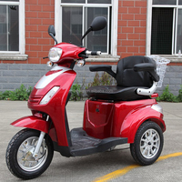 Fashion 800W 60V Electric Tricycle With EEC For Elderly