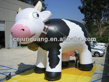 2017 new giant inflatable Milk Cow cartoon model