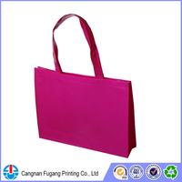 Hot selling non woven polypropylene carry bag made in China