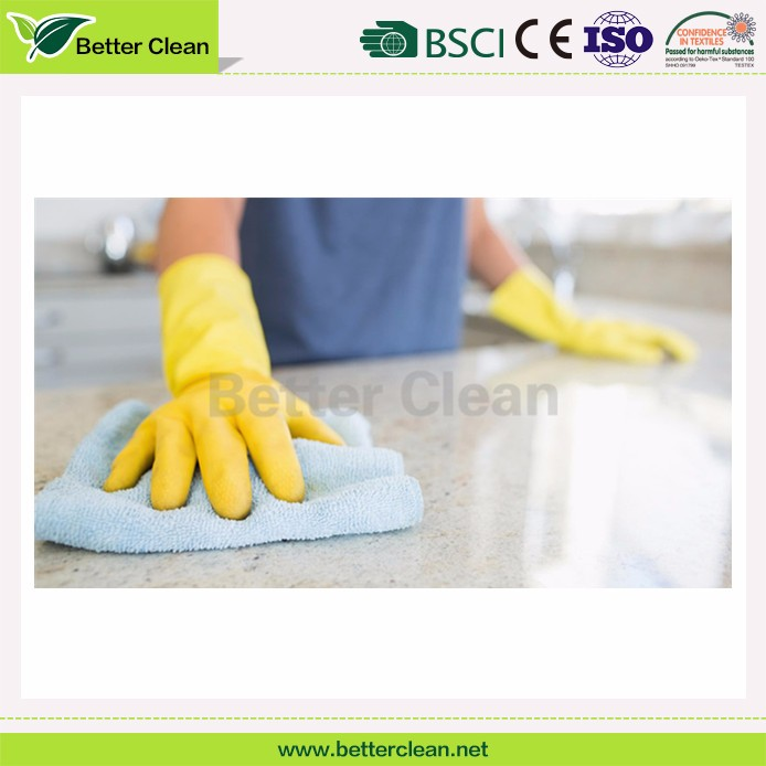 Custom print Soft floor and table cleaning towel Wash Cloth
