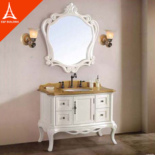 classic high quality swivel bathroom mirror cabinets