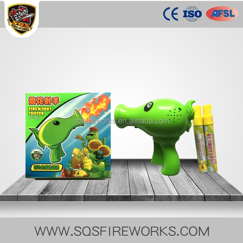 Wholesale Plants vs. Zombies Toy fireworks Shoter