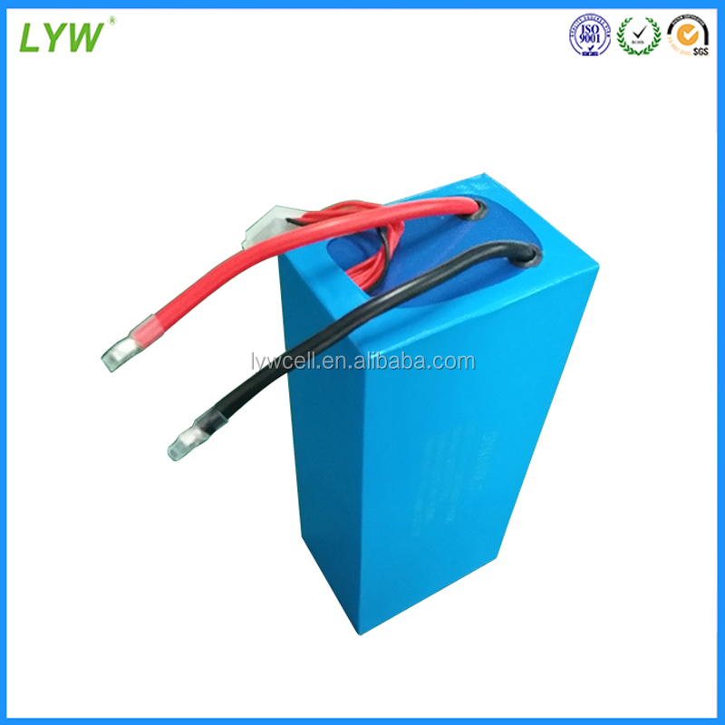 Customized Slim Lifepo4 Li-ion Battery Pack 12v 10ah 15ah 20ah 30ah 40ah 60ah Solar Street Light Lithium Battery