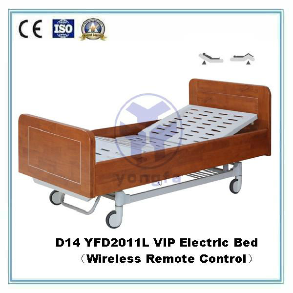 D14 Electric Home Care Nursing Bed