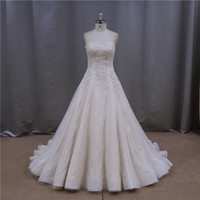 New wedding kebaya covered back middle east wedding dresses