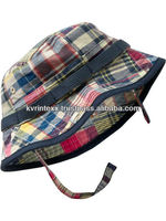 fedora patchwork hats for women