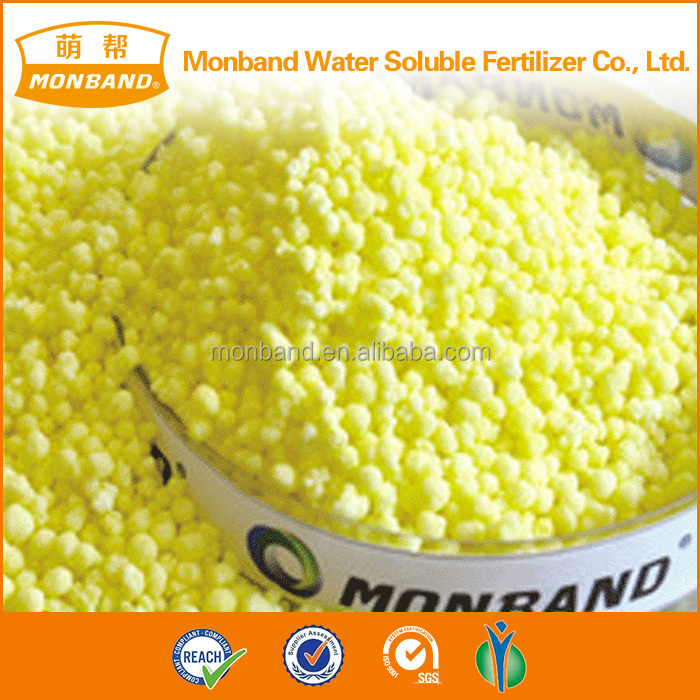 N 15.5, CA 26.6, water insoluble 0.1max. calcium nitrate fertilizer