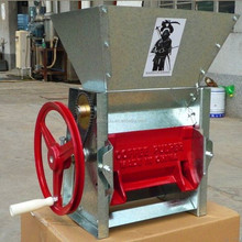 Coffee peeling machine/coffee pulper/cacao bean shelling machine