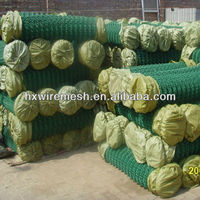 Unexpected high quality vinyl coated chain link fence(china factory)