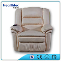 Indoor fashional leather sofa/lazy boy leisure furniture/recline and incline sofa
