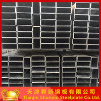 Building material pre-galvanized Square hollow section