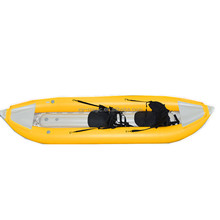 new products 2 seats customized inflatable kayak
