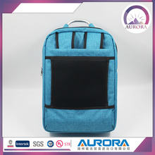 Outdoor power backpack bag laptop with handle