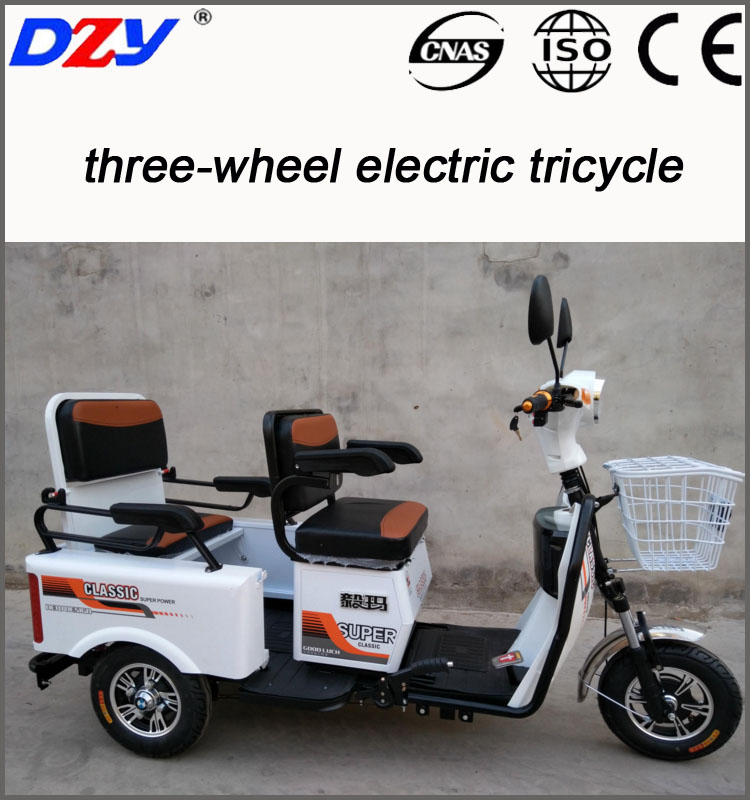 Hot Sale New Electric Tricycle for Old or Disabled