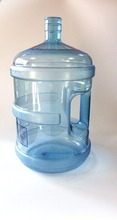 BPA Free 18.9 Litre Plastic Container 5 Gallon Pc Drinking Water Bottle