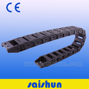 Hot Plastic Cable Drag Chain 18*25R35/R50