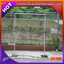 wholesale pipe and drape used pipe and drape for sale Wedding Backdrop Stand