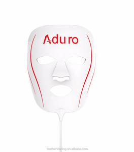 Aduro Anti-Ageing LED Face Mask, Light Therapy, Anti-Wrinkle Facial