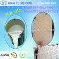 Tin cure silicone for artificial stone mold making