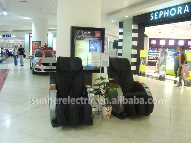 2014 Best Selling Cheap Vending Massage Chair