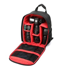 Professional Large capacity waterproof dslr camera backpack