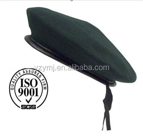 High Quality Field Grade Officer Custom Berets Wholesale