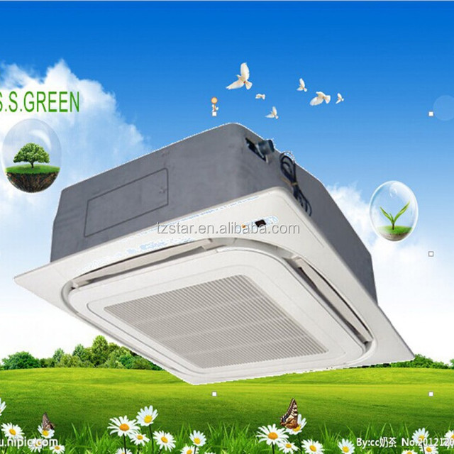 High Quality Cassette Type Air Conditioner with Toshiba /Gmcc Compressor