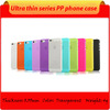 HOT transparent cell phone case for iphone 5s
