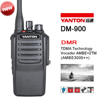 DMR Radio VHF Handheld IP66 Waterproof AMBE 3000++ OEM Brand DM-900