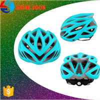 led light for custom bicycle helmet