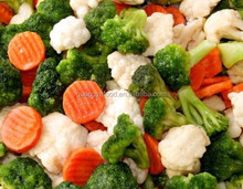 Bulk Packaging and Frozen Style frozen fruits and vegetables mixed vegetables