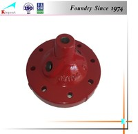 New products best selling parts foundry cast iron water valve cover
