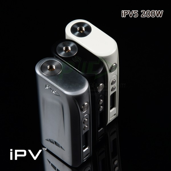P4U released ipv pure x2 and ipv 5 200watt and ipv pure x2 ecig electronic cigarette ipv5